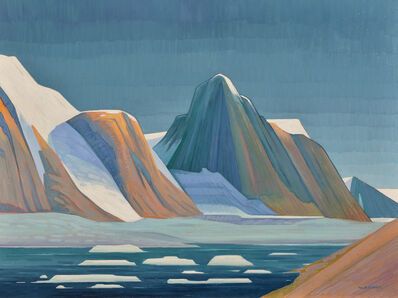 Nicholas Bott, 'Drifting Glacier Ice', 2019