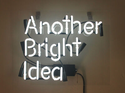 Alejandro Diaz, 'Another Bright Idea', 2009