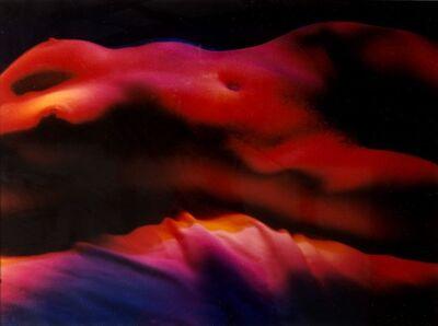 Jeff Dunas, 'Nudo blue - Nudo rosso', 1948
