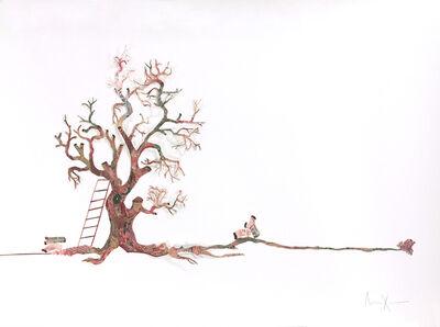 Máximo González, 'Ladder Tree', 2019