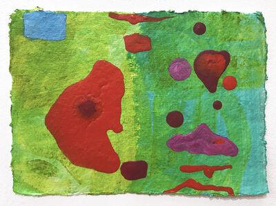 Alyce Gottesman, 'Fragments and Remnants Six', 2020