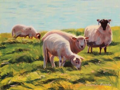 Victoria Brooks, 'Irish Sheep', N/A