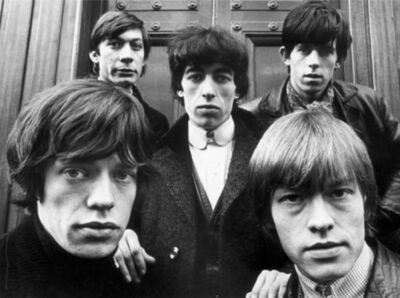 Terry O'Neill, 'The Rolling Stones – St. George's Church in Hanover Square', 1964