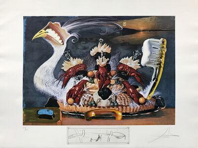 Salvador Dalí, 'L'ATIVISME DESOXYRIBONUCLEIQUE', 1971