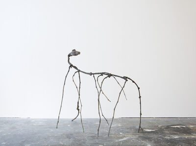 Luca Francesconi, 'Horse, Agricultural apocalypse', 2016
