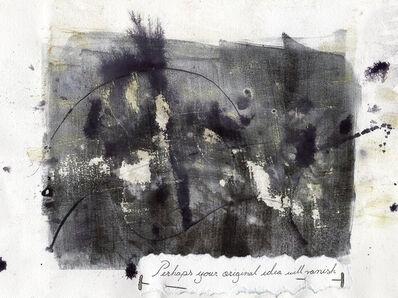 Leigh Blanchard, 'Perhaps your original idea will vanish', 2019