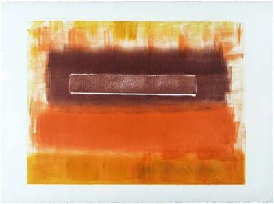 Jacob Kainen, 'Santa Fe', 1981