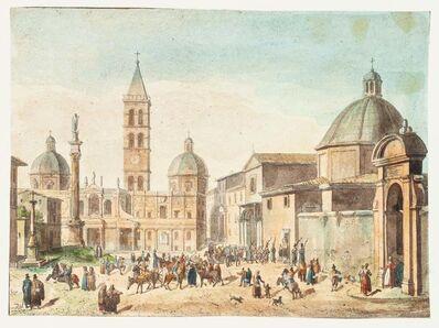 Unknown, 'Santa Maria Maggiore', 19th Century