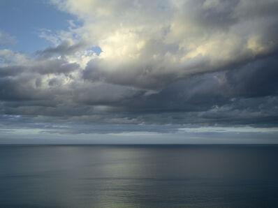 Donald Weber, 'Gold Beach - October 18, 2014, 8:47pm. 18ºC, 88% RELH, Wind S, 8 Knots. VIS: Good, Clear', 2014