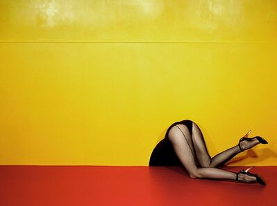 Guy Bourdin, 'Charles Jourdan, Autumn 1979', 1979