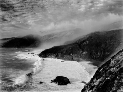 Wynn Bullock, 'Untitled [Coastal View Near Big Sur]', 1954