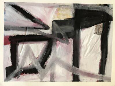 Samuel Iztueta, 'Abstract in Pink', 2019