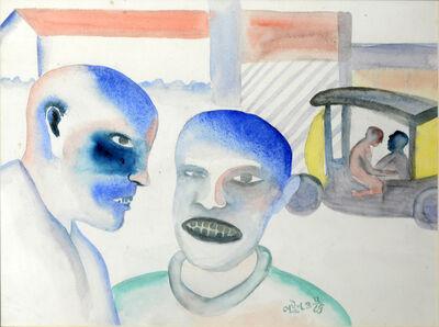 Bhupen Khakhar, 'Untitled', ca. 1980