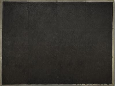 Bob Law, 'Drawing (Black Scribble) 10.2.72', 1972
