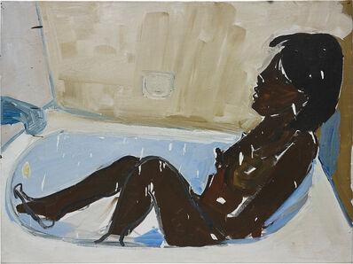 Henry Taylor, 'Untitled (woman in bath tub, bathing)', 2015