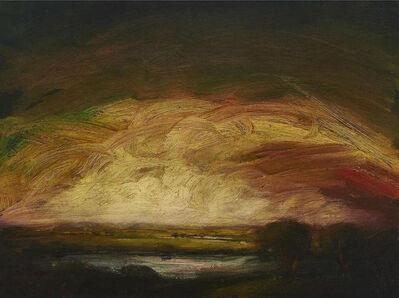 David Bierk, 'Elora Dusk', 1989