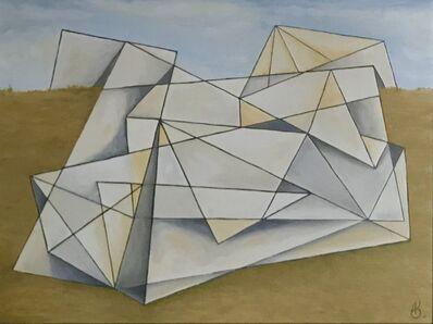Andrey Kozakov, 'Origami House', 2010