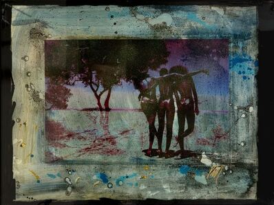 Raphael Mazzucco, 'Three Women Being One (Green)', 2014