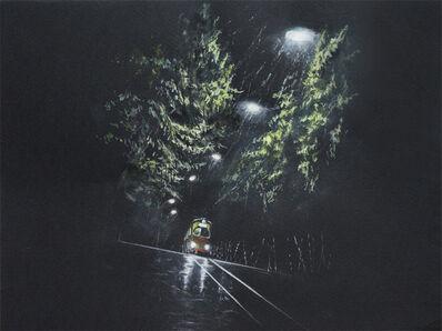 Nanako Shikata, 'Untitled (Strassenbahnserie)', 2017