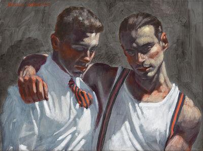 Mark Beard, 'Two Friends'