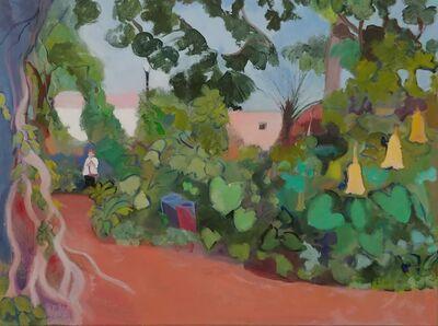 Judith Lambertson, 'Mounts Garden', 2018