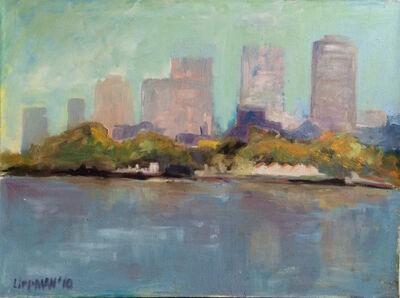 Lee Lippman, 'NJ Across the Hudson', 2010