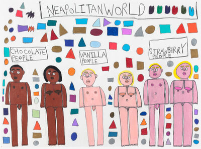 Antonio Benjamin, 'Neapolitan World', 2017