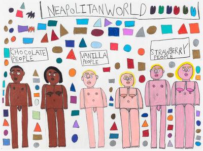 Antonio Benjamin, 'Neapolitan World', 2017