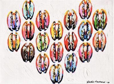 Leslie Hackard, 'Small Macaron Heart'