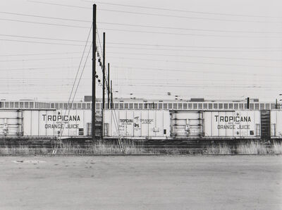 Ray Mortenson, 'Conrail Meadows Yards, Kearny', 1980