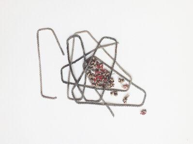 Toni Ross, 'Cursive Drawing #6', 2019