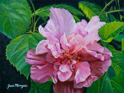 Josie Mengai, 'Pink Hibiscus', 2019
