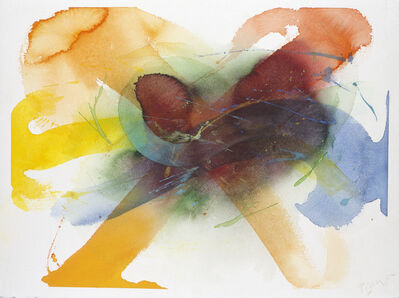 William Tillyer, 'The Age of Anxiety / The Kerry Sunset Watercolours', 2001