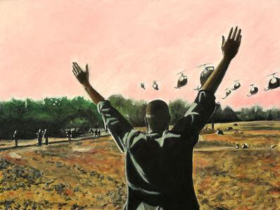 Robert Preston, 'Rescue - Ia Drang - Vietnam', 2013