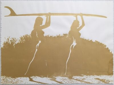 Aelhra, 'Summer Vacation - Gold', 2013