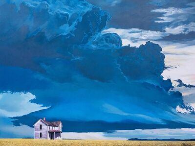BRUCE CASCIA, 'Prairie Thunder II', 2020