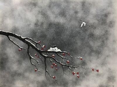 Sanzi 散子, '雪芳华  Redolent of Snow', 2017