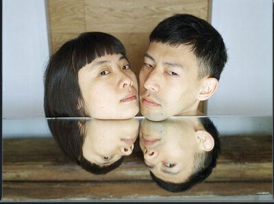 Pixy Yijun Liao, '2 heads', 2019