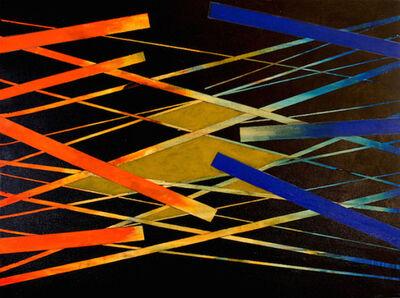 Osvaldo Romberg, 'Black Constellation (Red to Blue)', 2013