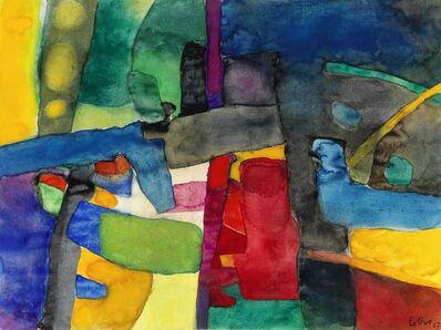 Maurice Estève, 'Untitled'