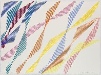 Piero Dorazio, 'Untitled (from the Kinderstern portfolio)', 1989