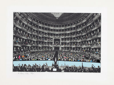 Richard Hamilton, 'La Scala Milano', 1968