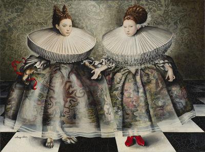 Margo Selski, 'Mirrored Friendships', 2019