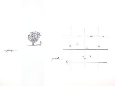 Marie Orensanz, 'Paisaje perdido', 2017