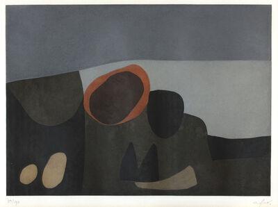 Afro (Afro Basaldella), 'Vulcano II', 1974