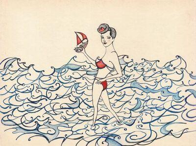 Edwina White, 'She Sells Seashells', 2012