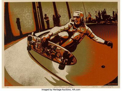 Shepard Fairey, 'Jim Muir Print', 2009
