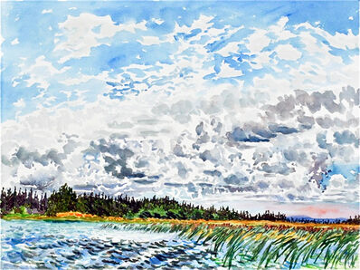 Catherine Perehudoff, 'Wind on the Water', 2011