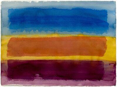 Günther Uecker, 'Untitled', 1991