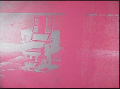 Andy Warhol, 'Andy Warhol, Electric Chairs (#11.75), Serigraph Print, 1971', 1971
